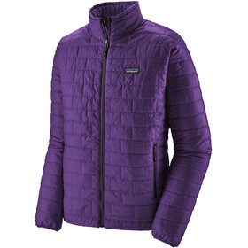 Patagonia Nano Puff Jas Heren, purple